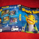 Shark Tale : Playstation 2 PS2 Video Game Case Cover Art insert