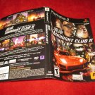 Midnight Club II : Playstation 2 PS2 Video Game Case Cover Art insert