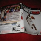 NBA 2K8 : Playstation 2 PS2 Video Game Case Cover Art insert