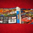 Hot Wheels Beat That : Nintendo DS Video Game Case Cover Art insert