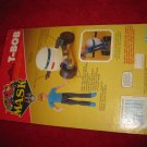 1986 MASK Action Figure : T-BOB - Original Cardboard Packaging Cardback
