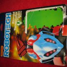 1985 Matchbox Robotech Action Figure: Bioroid Terminator - Original Cardboard Packaging Cardback