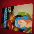 1985 Matchbox Robotech Action Figure: Corg - Original Cardboard Packaging Cardback