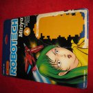 1985 Matchbox Robotech Action Figure: Miriya (#2) - Original Cardboard Packaging Cardback