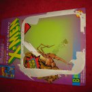 1993 Toybiz / Marvel Comics X-Men Action Figure: Brood - Original Cardboard Packaging Cardback