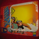 1991 Toybiz / Marvel Comics X-Men Action Figure: Weapon X - Original Cardboard Packaging Cardback