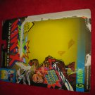 1992 Toybiz / Marvel Comics X-Men Action Figure: Gideon - Original Cardboard Packaging Cardback