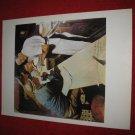 "vintage Norman Rockwell: War News - 10"" x 13"" Book Plate Print"