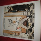 "vintage Norman Rockwell: Before and After - 10"" x 13"" Book Plate Print"