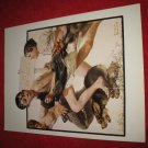 """vintage Norman Rockwell: No Swimming - 10"""" x 13"""" Book Plate Print"""
