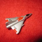 Tootsie Toy Mini Diecast vehicle: F106 Fighter Jet