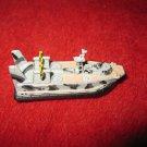1993 Micro Machines Mini Diecast vehicle: AIST Hovercraft Boat
