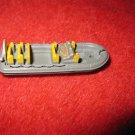 1996 Micro Machines Mini Diecast vehicle: Navy Seals Boat