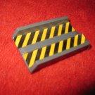Micro Machines Mini Diecast playset part: Caution Bridge