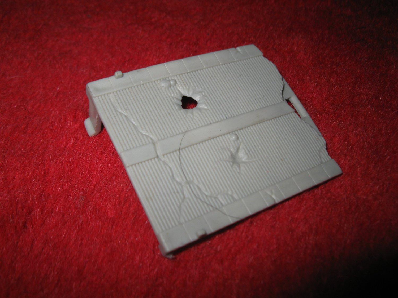 Micro Machines Mini Diecast playset part: Collapsing Bridge #1