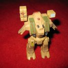 "1994 UCS Playmates Exosquad Action figure: 4"" Spacy ( missing lower arms)"