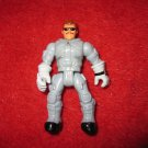 "2"" action figure: unknown - gray clothes"