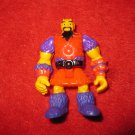 "2001 2.5"" Mini Figure: Barbarian in red & Purple Clothes"