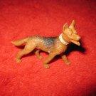 1986 GUTS Action Figure: D12 MP Poilce Dog, German Shephard
