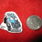 1980's Matchbox Off Road 4x4's Refrigerator Magnet: Cosmic Blues