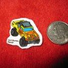 1980's Matchbox Off Road 4x4's Refrigerator Magnet: 4x4 Dunes Racer