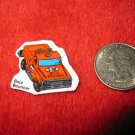 1980's Matchbox Off Road 4x4's Refrigerator Magnet: Baja Bouncer