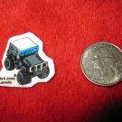 1980's Matchbox Off Road 4x4's Refrigerator Magnet: 4x4 Jeep Laredo