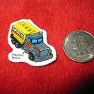1980's Matchbox Off Road 4x4's Refrigerator Magnet: Peterbilt Tractor