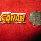 1984 Marvel Comics Conan The Barbarian Refrigerator Magnet: Logo