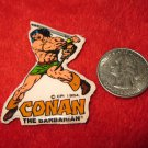 1984 Marvel Comics Conan The Barbarian Refrigerator Magnet: #7