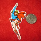 1983 DC Comics Supergirl Refrigerator Magnet: In Action