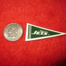198o's NFL Football Pennant Refrigerator Magnet: Jets