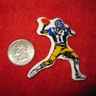 1983 NFL Football Refrigerator Magnet: Rams Quarterback
