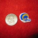 1983 NFL Football Refrigerator Magnet: Rams Helmet #3
