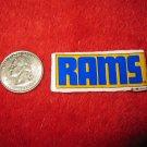 1983 NFL Football Refrigerator Magnet: Rams Logo #1