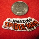 1979 DC Comics Refrigerator Magnet: The Amazing Spider-man Logo