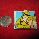 1990 Dick Tracy Movie Refrigerator Magnet: Tracy in Action