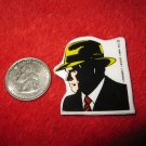 1990 Dick Tracy Movie Refrigerator Magnet: Tracy Profile
