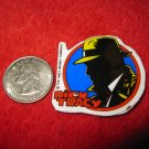 1990 Dick Tracy Movie Refrigerator Magnet: Tracy Profile w/ Logo