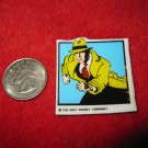 1990 Dick Tracy Movie Refrigerator Magnet: Tracy in Action #3