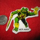 1980's Masters of the Universe Refrigerator Magnet: Mer-Man