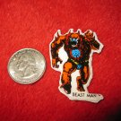 1980's Masters of the Universe Refrigerator Magnet: Beast Man
