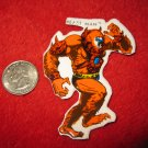 1980's Masters of the Universe Refrigerator Magnet: Beast Man large