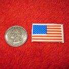 1970's American USA Refrigerator Magnet: Flag
