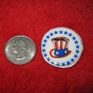 1970's American USA Refrigerator Magnet: Uncle Sam Hat