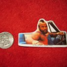 1983 The A-Team TV Show Refrigerator Magnet: B.A. Baracus Driving Get-away Car