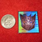 2007 Transformers Movie Hologram Refrigerator Magnet: #2