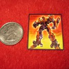 2007 Transformers Movie Hologram Refrigerator Magnet: #11