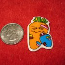 1980's Cartoon Veggie People Series Refrigerator Magnet: #7