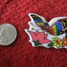 1980's Cartoon Rainbow Butterflies Series Refrigerator Magnet: #3